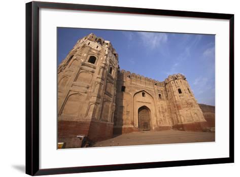 Lahore Fort, the Mughal Emperor Fort in Lahore, Pakistan-Yasir Nisar-Framed Art Print