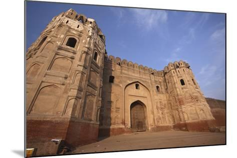 Lahore Fort, the Mughal Emperor Fort in Lahore, Pakistan-Yasir Nisar-Mounted Photographic Print