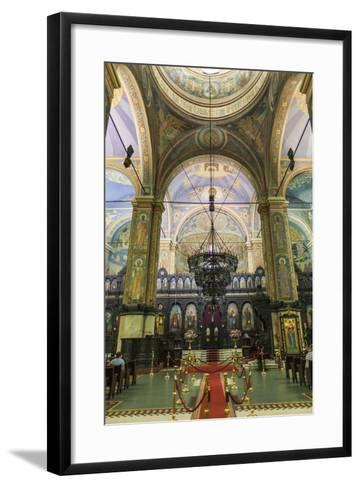 Bulgaria, Varna, Orthodox Cathedral of the Assumption of the Virgin-Walter Bibikow-Framed Art Print