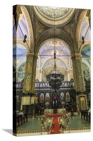 Bulgaria, Varna, Orthodox Cathedral of the Assumption of the Virgin-Walter Bibikow-Stretched Canvas Print