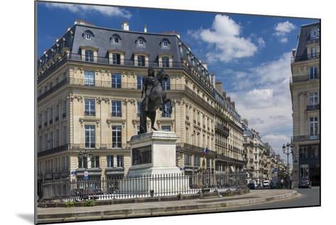 Louis Xiv Statue at Place Des Victoires, Paris, France-Brian Jannsen-Mounted Photographic Print