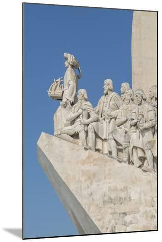 Monument of the Discoveries, Lisbon, Portugal-Jim Engelbrecht-Mounted Photographic Print