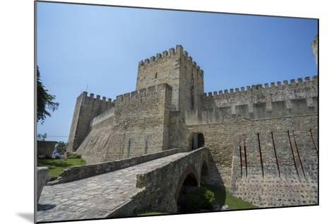Portugal, Lisbon, St. George Castle Entrance-Jim Engelbrecht-Mounted Photographic Print