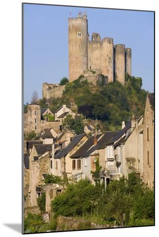 Najac, Aveyron, France-Peter Adams-Mounted Photographic Print