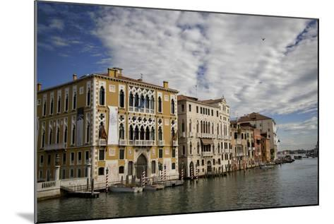 Europe, Italy, Venice, Grand Canal-John Ford-Mounted Photographic Print