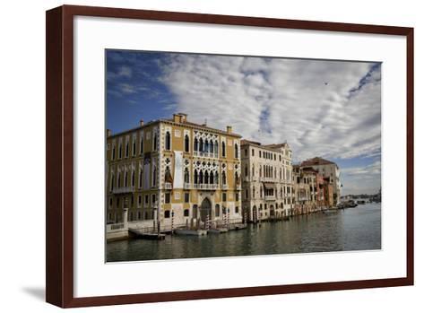 Europe, Italy, Venice, Grand Canal-John Ford-Framed Art Print