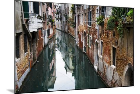 Europe, Italy, Venice, Canal-John Ford-Mounted Photographic Print