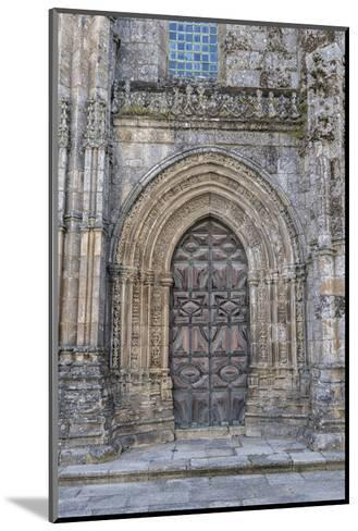Lamego, Portugal, Lamego Cathedral Portal-Jim Engelbrecht-Mounted Photographic Print