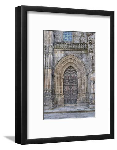 Lamego, Portugal, Lamego Cathedral Portal-Jim Engelbrecht-Framed Art Print
