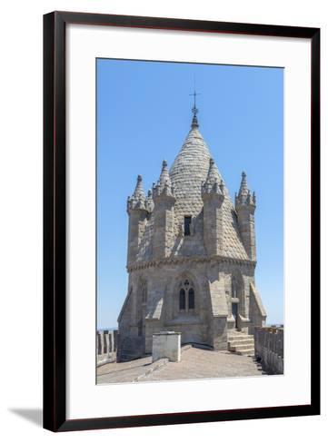 Portugal, Evora, Cathedral of Evora-Jim Engelbrecht-Framed Art Print