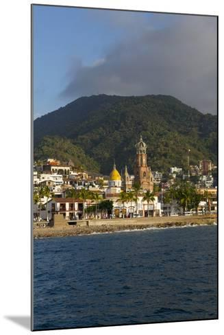 Puerto Vallarta, Jalisco, Mexico-Douglas Peebles-Mounted Photographic Print