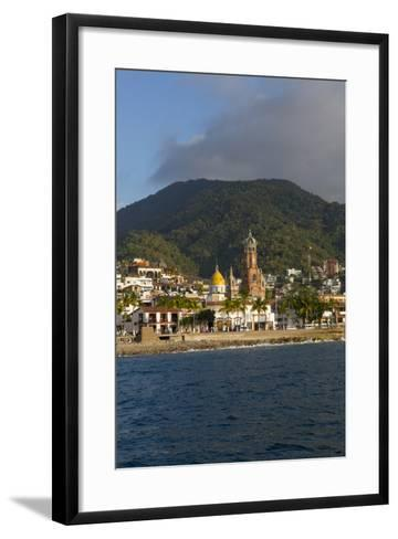 Puerto Vallarta, Jalisco, Mexico-Douglas Peebles-Framed Art Print