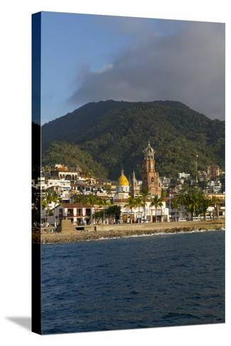 Puerto Vallarta, Jalisco, Mexico-Douglas Peebles-Stretched Canvas Print