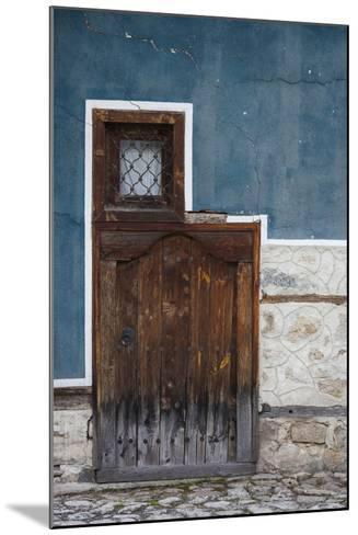 Bulgaria, Koprivshtitsa, Bulgarian National Revival-Style House-Walter Bibikow-Mounted Photographic Print