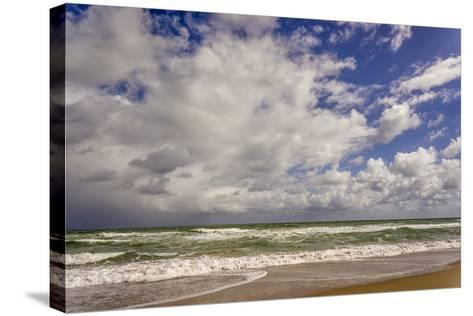 Storm Coming In, Eastern Florida Coast, Atlantic Ocean, Near Jupiter-Rob Sheppard-Stretched Canvas Print