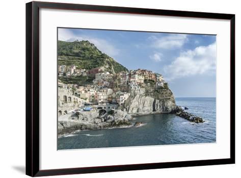 Italy, Cinque Terre, Manarola-Rob Tilley-Framed Art Print