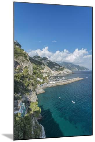 Italy, Amalfi Coast, Amalfi Town-Rob Tilley-Mounted Photographic Print