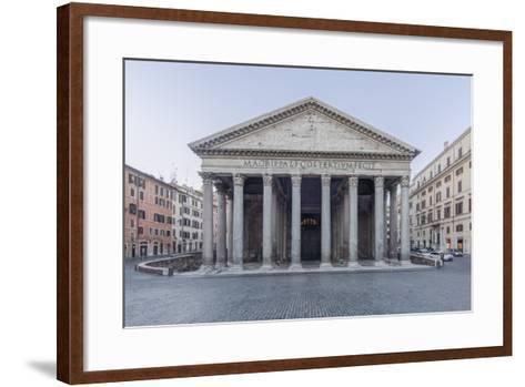 Italy, Rome, Pantheon-Rob Tilley-Framed Art Print