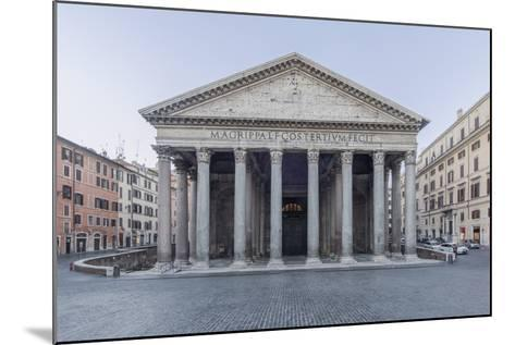 Italy, Rome, Pantheon-Rob Tilley-Mounted Photographic Print