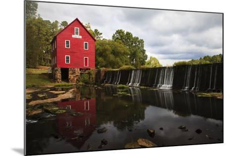 USA, Georgia, Savannah, Historic Starr's Mill in Georgia-Joanne Wells-Mounted Photographic Print