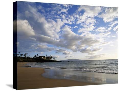 Hawaii Islands, Maui, View of Wailea-Douglas Peebles-Stretched Canvas Print