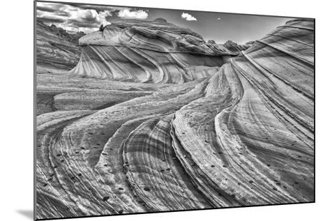 Second Wave Zion National Park Kanab, Utah, USA-John Ford-Mounted Photographic Print