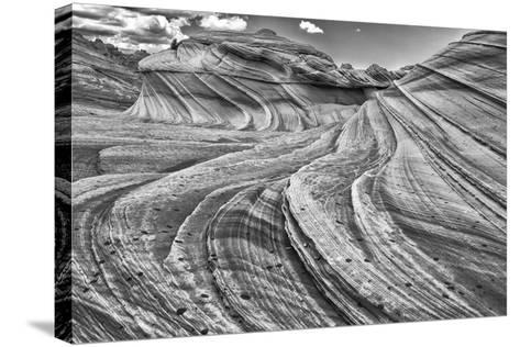 Second Wave Zion National Park Kanab, Utah, USA-John Ford-Stretched Canvas Print
