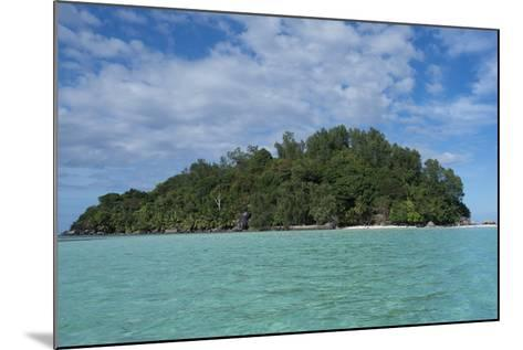 Seychelles, Indian Ocean, Mahe, St. Anne Marine NP, Moyenne Island-Cindy Miller Hopkins-Mounted Photographic Print
