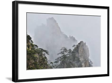 Yellow Mountains a UNESCO World Heritage Site-Darrell Gulin-Framed Art Print