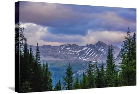 Assiniboine Provincial Park, Alberta, Canada-Howie Garber-Stretched Canvas Print