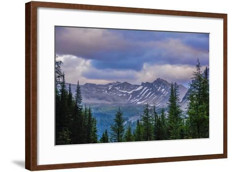 Assiniboine Provincial Park, Alberta, Canada-Howie Garber-Framed Art Print