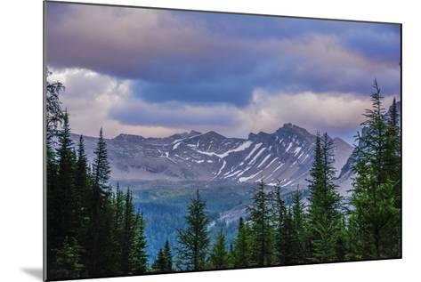 Assiniboine Provincial Park, Alberta, Canada-Howie Garber-Mounted Photographic Print