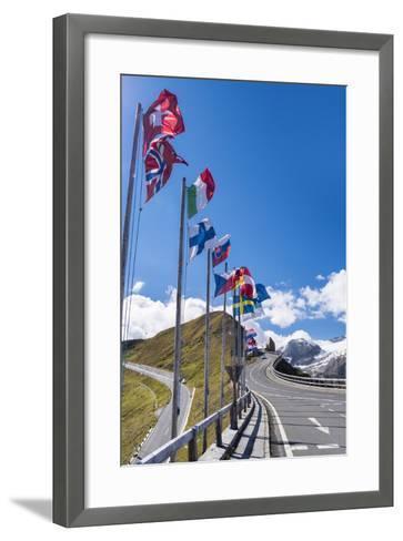 Fuschertoerl. Austria, September-Martin Zwick-Framed Art Print