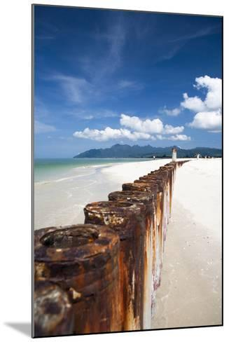 A Beautiful Day at Cenang Beach on Langkawi, Malaysia-Micah Wright-Mounted Photographic Print