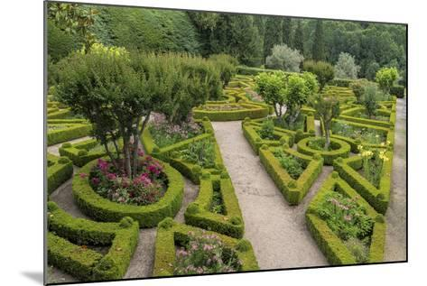 Portugal, Vila Real, Palace of Mateus, Formal Garden-Jim Engelbrecht-Mounted Photographic Print