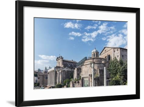 Europe, Italy, Rome, The Forum-Rob Tilley-Framed Art Print