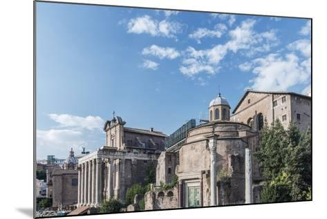 Europe, Italy, Rome, The Forum-Rob Tilley-Mounted Photographic Print