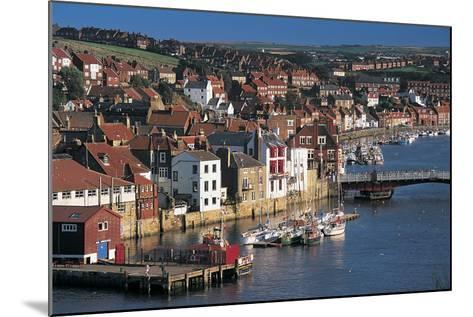 Whitby, North Yorkshire, UK-Peter Adams-Mounted Photographic Print