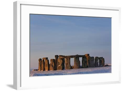 Stonehenge, Wiltshire, England-Peter Adams-Framed Art Print