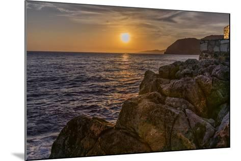 Europe, Spain, La Herradura Sunset-John Ford-Mounted Photographic Print