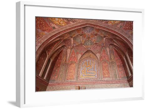 Masjid Wazir Khan, Lahore, Pakistan-Yasir Nisar-Framed Art Print