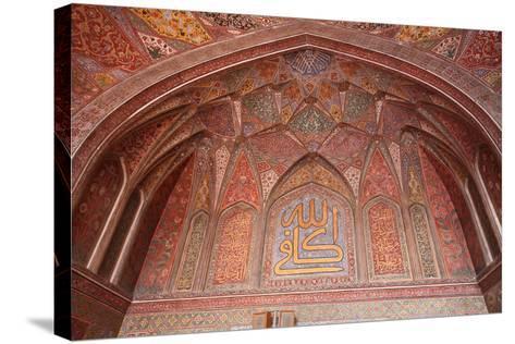 Masjid Wazir Khan, Lahore, Pakistan-Yasir Nisar-Stretched Canvas Print