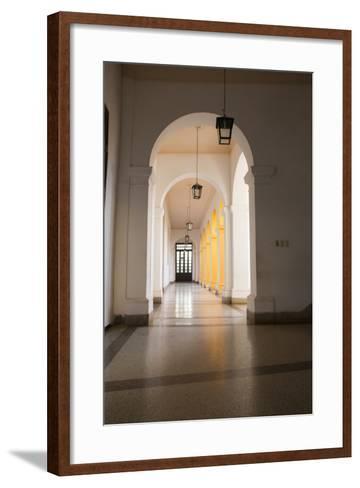 Caribbean, Cuba, Trinidad. Convento de San Francisco de Asi-Emily Wilson-Framed Art Print