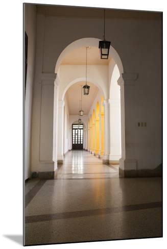 Caribbean, Cuba, Trinidad. Convento de San Francisco de Asi-Emily Wilson-Mounted Photographic Print