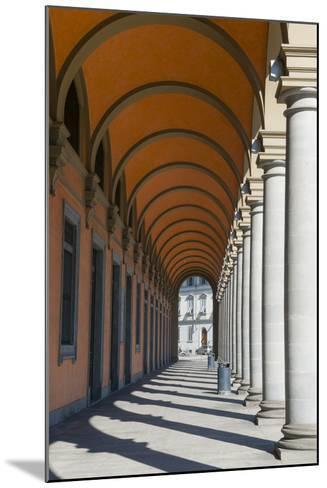 Arcade at Piazza Della Liberta', Firenze, UNESCO, Tuscany, Italy-Nico Tondini-Mounted Photographic Print