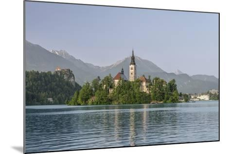 Slovenia, Bled, Bled Island-Rob Tilley-Mounted Photographic Print