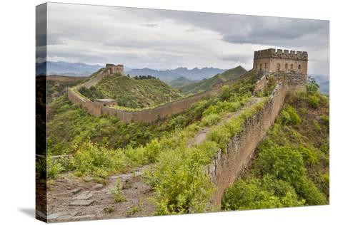 The Great Wall of China Jinshanling, China-Darrell Gulin-Stretched Canvas Print