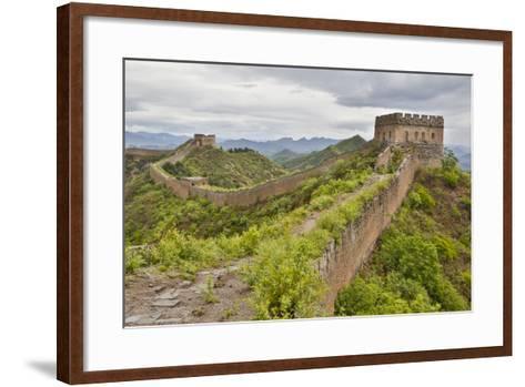 The Great Wall of China Jinshanling, China-Darrell Gulin-Framed Art Print