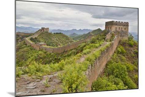 The Great Wall of China Jinshanling, China-Darrell Gulin-Mounted Photographic Print
