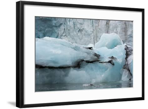 Norway. Svalbard. Spitsbergen. Hornsund. Brepollen-Inger Hogstrom-Framed Art Print